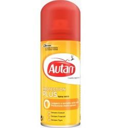 Autan Protection Plus Spray...