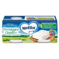 Mellin Baby Formaggino...