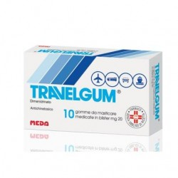 Meda Pharma Travelgum