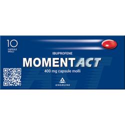 Moment Act 400 Mg...