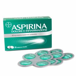 Bayer Aspirina Dolore E...