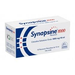 A. B. Pharm Synapsine 1000...