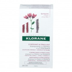 Klorane Shampoo Chinina 200 Ml