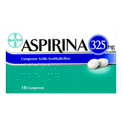 Bayer Aspirina 325 Mg...
