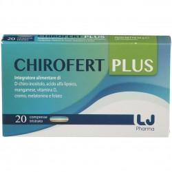 Chirofert Plus 20 Compresse...