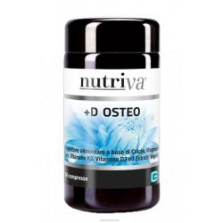 Nutriva D+ Osteo Vitamina...