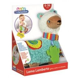 BABY CLEMENTONI LAMA LAMBERTO