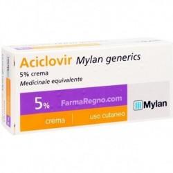 Aciclovir Mylan Generics 5%...