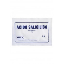 ACIDO SALICILICO BUSTE 5 G