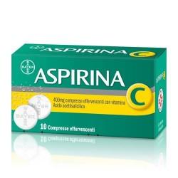 Aspirina C 400 Mg 10 Compresse