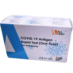 Test Rapido Covid-19 Saliva...