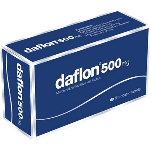 Daflon 500 Mg 30 Compresse Rivestite