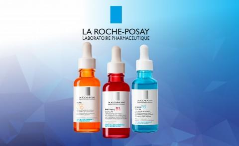 Sconto speciale sulla gamma anti-età La Roche Posay